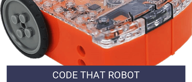 Code That Robot Using Edison: Scratchpad Holiday Programme