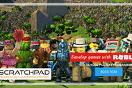 Image for event: Develop Games With Roblox - Scratchpad Holiday Programme