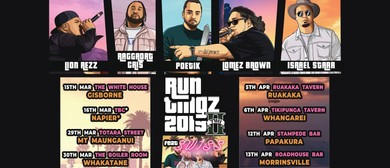 Runtingz 2019 NZ Tour Ft. Swiss