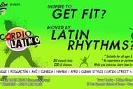 Image for event: Cardio Latino (Fitness Class)