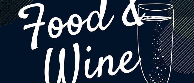 Food & Wine Pairing with Hawke's Ridge Winery