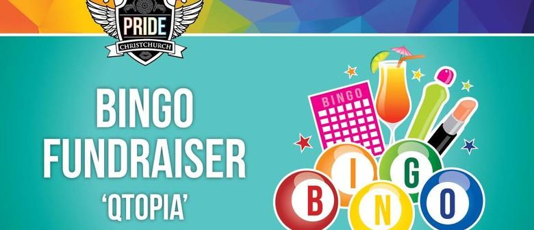 Bingo Fundraiser: Qtopia