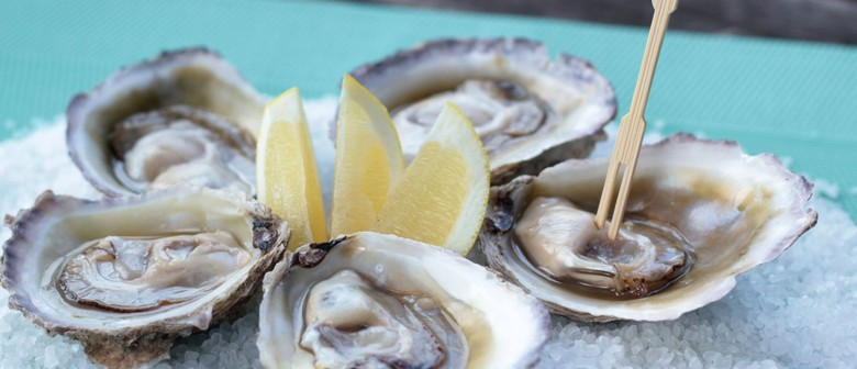 Bluff Oysters at Eight Restaurant