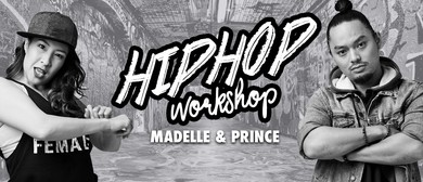 Hip Hop Workshop with Prince Paltu-ob & Madelle Paltu-ob