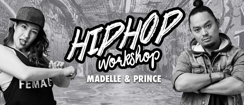 Hip Hop Workshop with Prince Paltu-ob & Madelle Paltu-ob