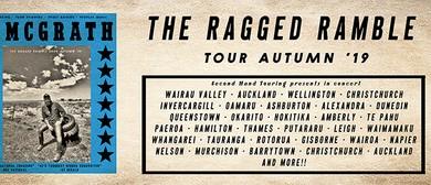 Adam McGrath - Ragged Ramble Tour - Queenstown