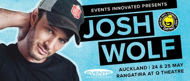 Josh Wolf - The New Zealand Debut