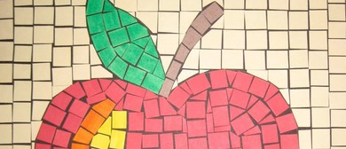 Holiday Craft: Magical Mosaics (7 - 12 Years)