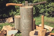 Image for event: Rekindle Workshop: Axe Work - Learn to Shape Greenwood