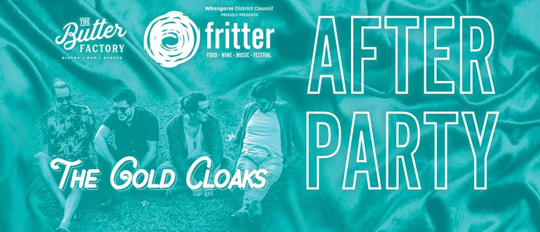 Fritter Festival After Party