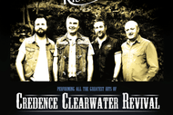 Image for event: Bad Moon Rising - Creedence Clearwater Revival Tribute Show