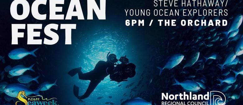 Seaweek - Ocean Fest Northland with Steve Hathaway