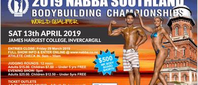 Southland Nabba Bodybuilding Show