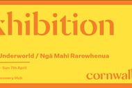 Image for event: Exhibition: Into the Underworld / Ngā Mahi Rarowhenua