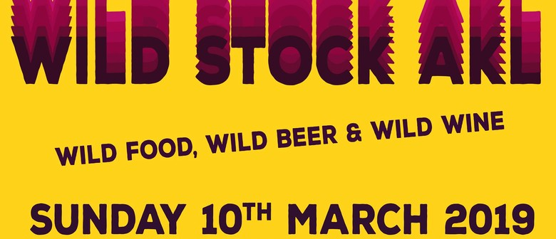 Wild Stock AKL presented by Cult Wine and Beer Jerk