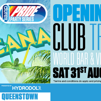 "Winter Pride '19 Opening Party ""Club Tropicana"""