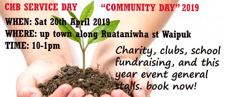 CHB Service Day 2019 (Community Day)