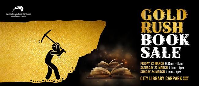 Gold Rush Book Sale