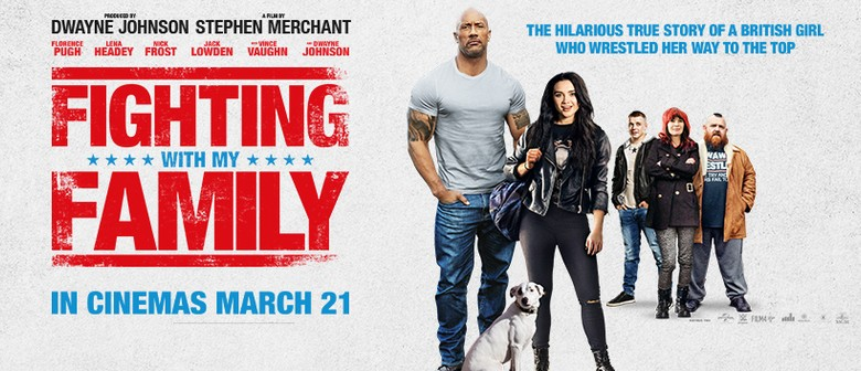 Fighting With My Family - Movie