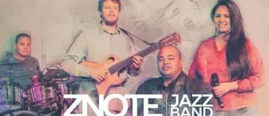 Hamilton Jazz Society - Znote Jazz Band
