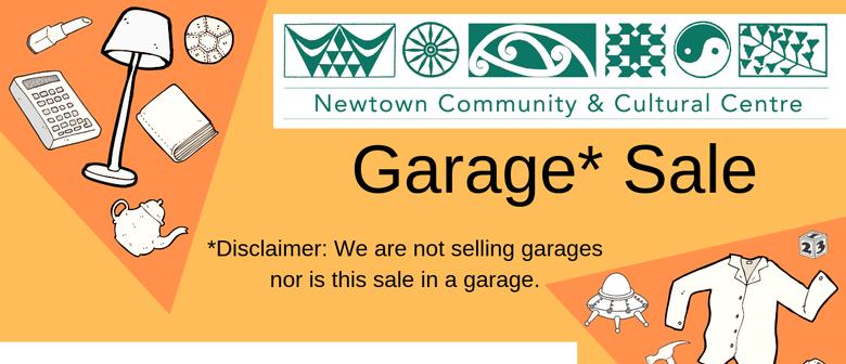 Newtown Community Centre Garage Sale