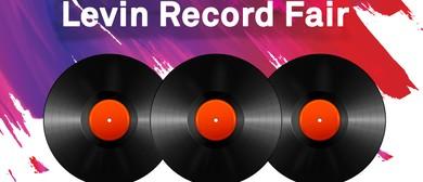 Levin Record Fair