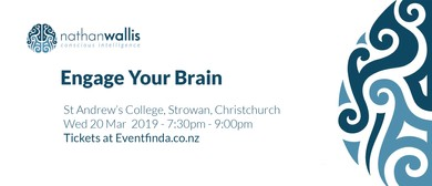 Engage Your Brain - Christchurch