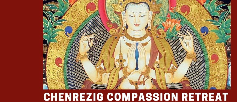 Chenrezig Compassion Retreat with Geshe Jampa Tharchin