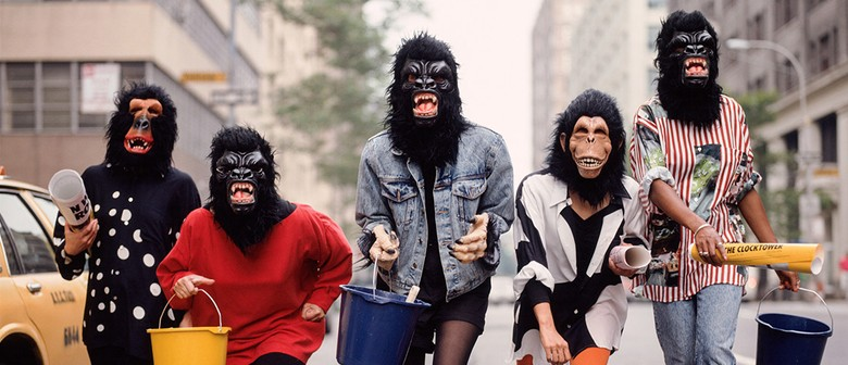 Guerrilla Girls: Reinventing the 'F' Word – Feminism!