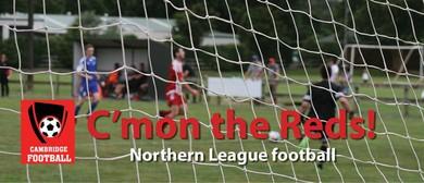 Cambridge v Onehunga Mangere United (Northern League)