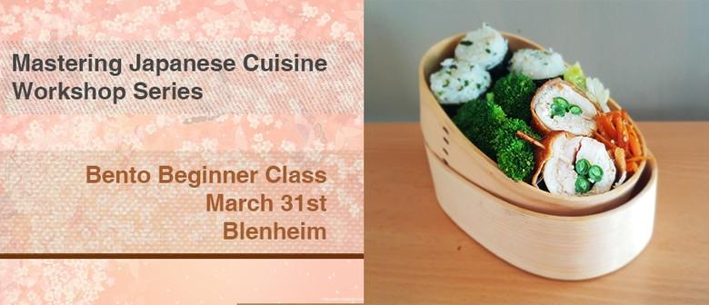 Mastering Japanese Cuisine: Bento for Beginners