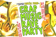 Image for event: Tomás Ford's Crap Music Rave Party!