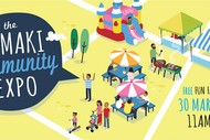 Image for event: Tāmaki Community Expo