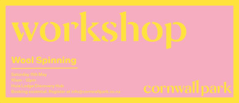 Workshop - Wool Spinning