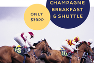 Image for event: The Races Breakfast Package
