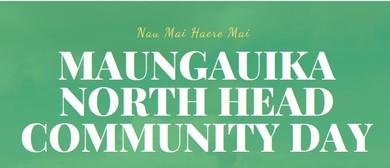 Maungauika/North Head Community Day
