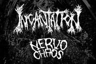 Image for event: Incantation and Nervo Chaos
