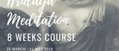 8 Weeks Hridaya Meditation Course