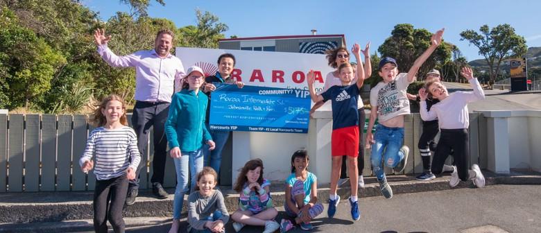 Team YIP Johnsonville 5km Walk & Run - School Fundraiser