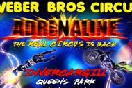 Image for event: Weber Bros Circus