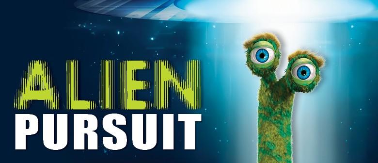 Alien Pursuit - Autumn School Holiday Fun