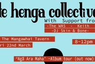 Image for event: Te Henga Collective with Special Guests