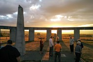 Image for event: Storytelling Guided Tours of Stonehenge Aotearoa