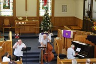 Image for event: Trinity's Music Vespers