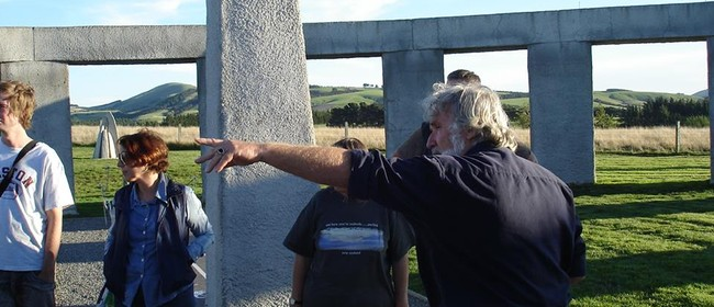 Storytelling Guided Tour of Stonehenge Aotearoa