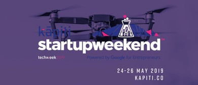 Kāpiti Startup Weekend - Techweek