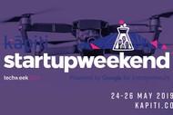 Image for event: Kāpiti Startup Weekend - Techweek