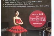 Image for event: Reception for The Royal New Zealand Ballet