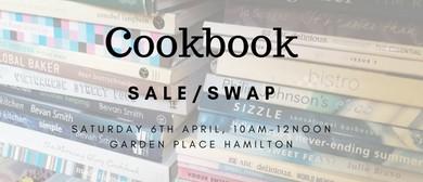 Feast Waikato Cookbook Sale/Swap
