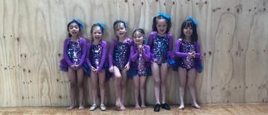 Preschool Ballet with Jodi Russell